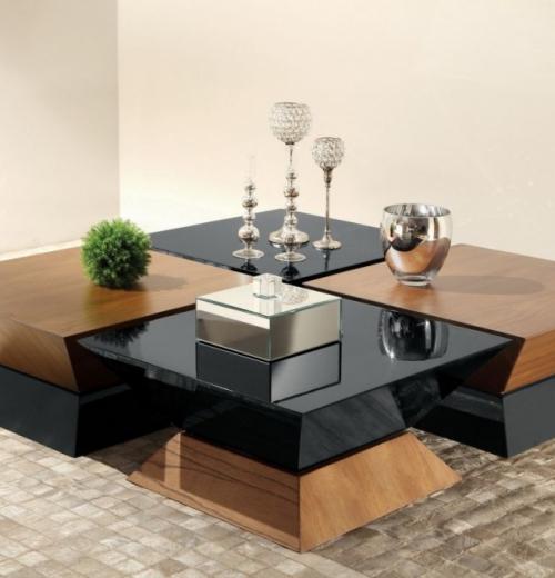 Conjunto de mesas de centro Atus